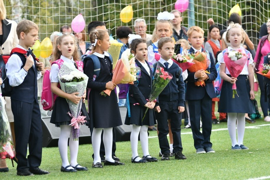 В Зеленограде завершено строительство школы №2045
