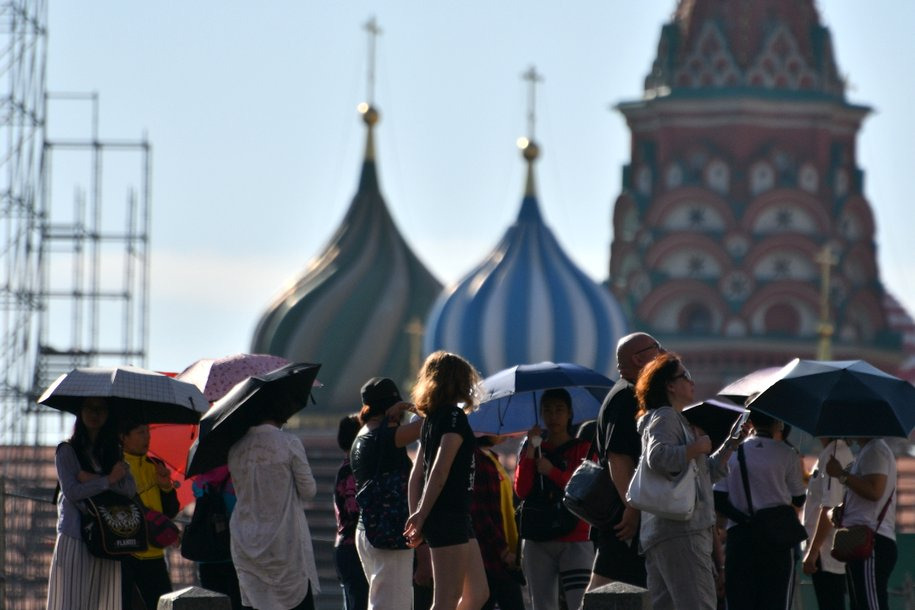 Москва входит в топ-3 самых интересных туристических городов России