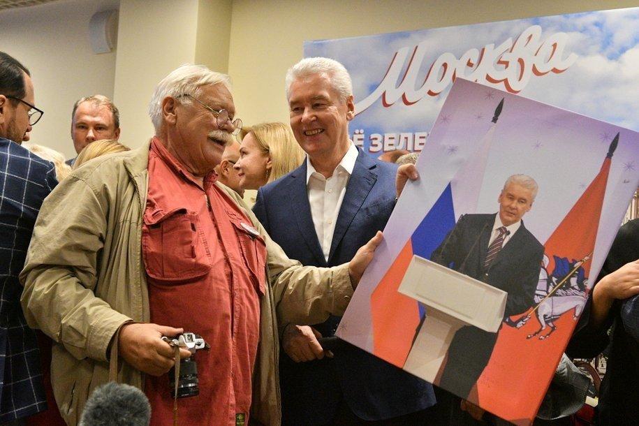 Инаугурация Сергея Собянина на должность мэра Москвы состоится 18 сентября в «Зарядье»