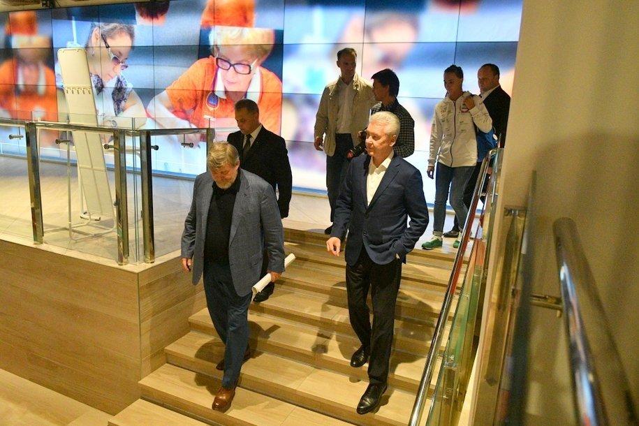 Сергей Собянин сообщил о планах развития Москвы после выборов