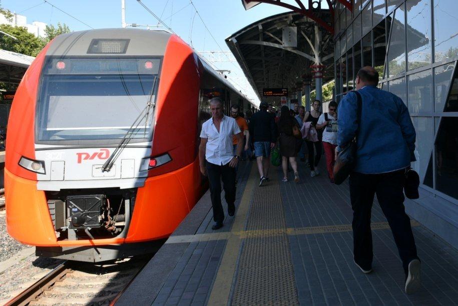 Суточный пассажиропоток на МЦК 6 сентября достиг рекордных 452 тыс. человек