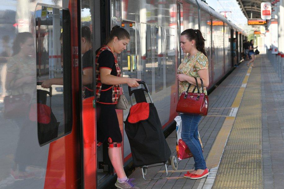 Интервал движения поездов на МЦК планируют сократить до 4 минут