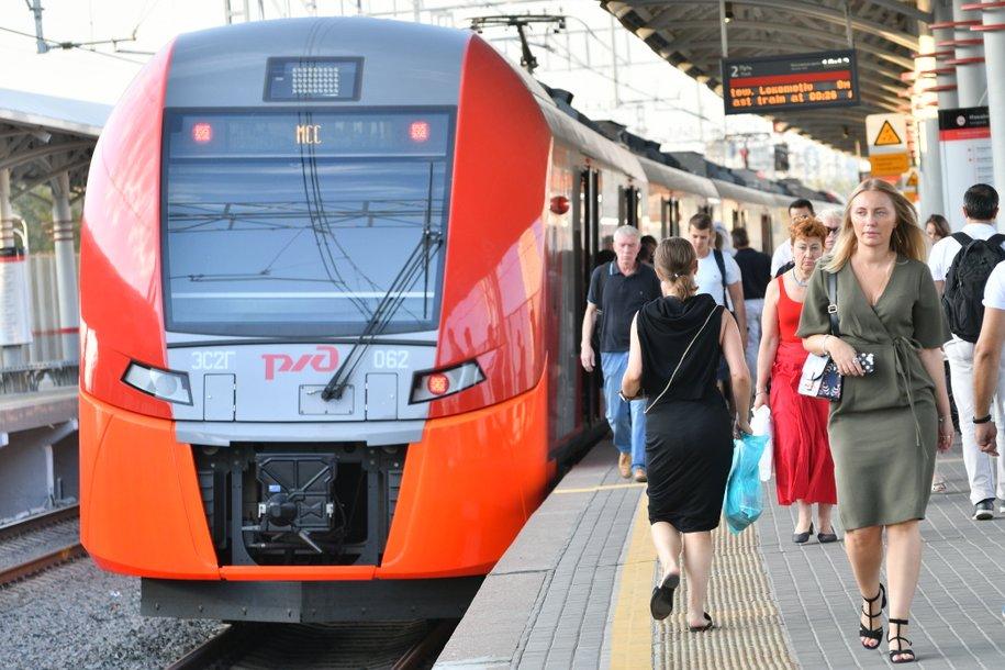 В День города метро и МЦК перевезли 5,7 млн пассажиров