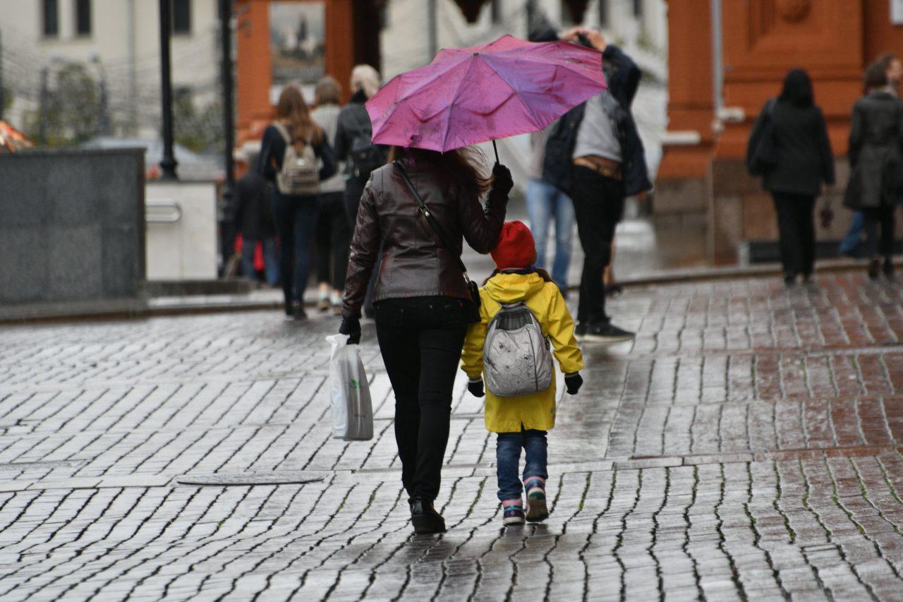 На выходные в Москву придут первые заморозки