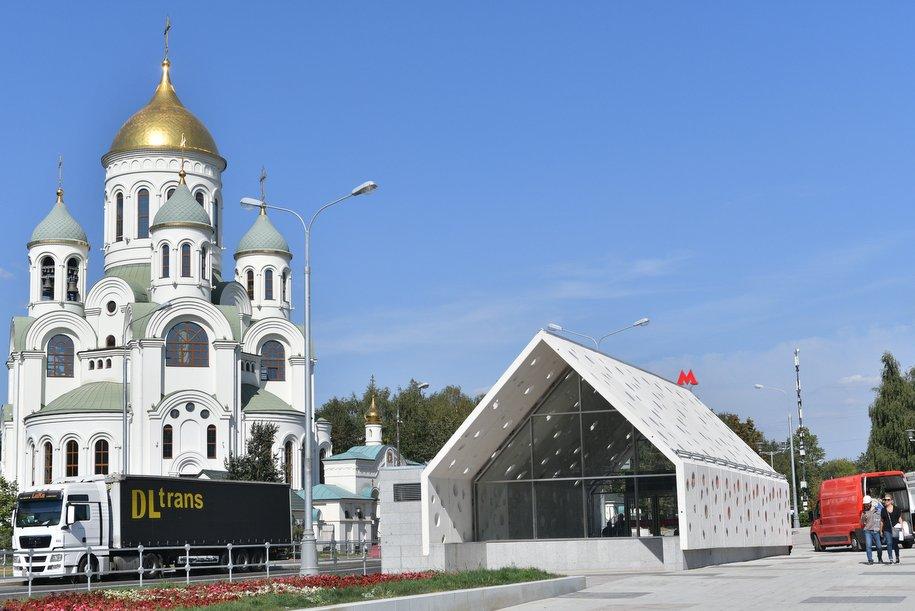 Сегодня в Москве будет солнечная и без осадков погода
