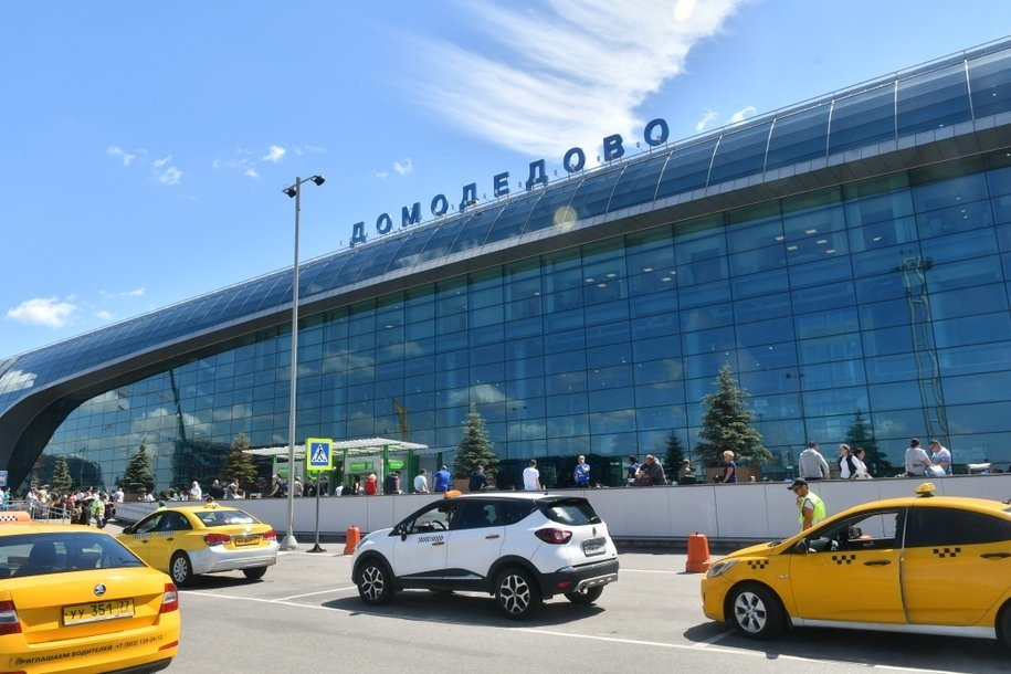 Пассажиры смогут проголосовать в аэропорту Домодедово на выборах губернатора Подмосковья