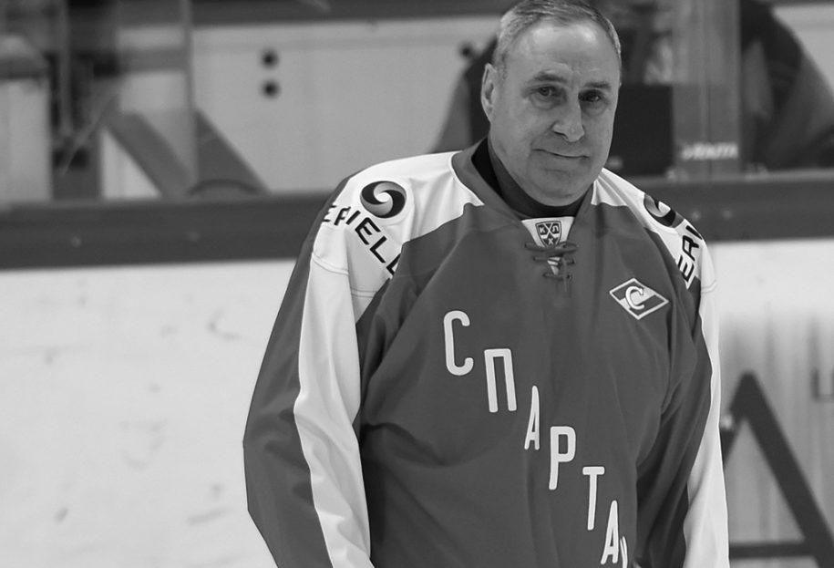 На 73-м году ушел из жизни ветеран хоккея Валентин Гуреев