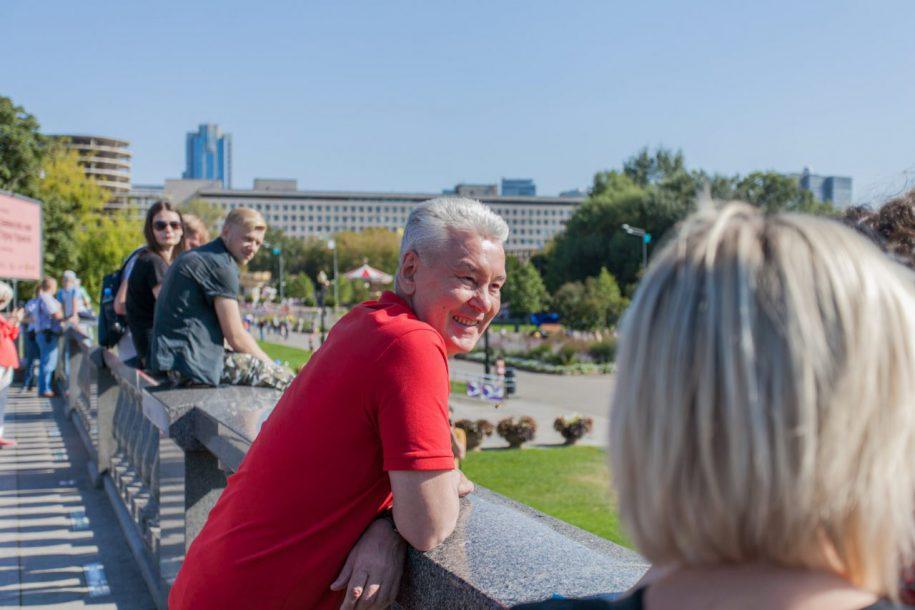 В Москве проходит инаугурация мэра Москвы Сергея Собянина
