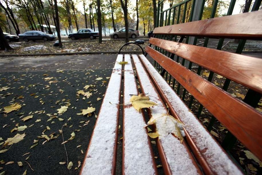 Синоптики предупредили о мокром снеге в столичном регионе вечером