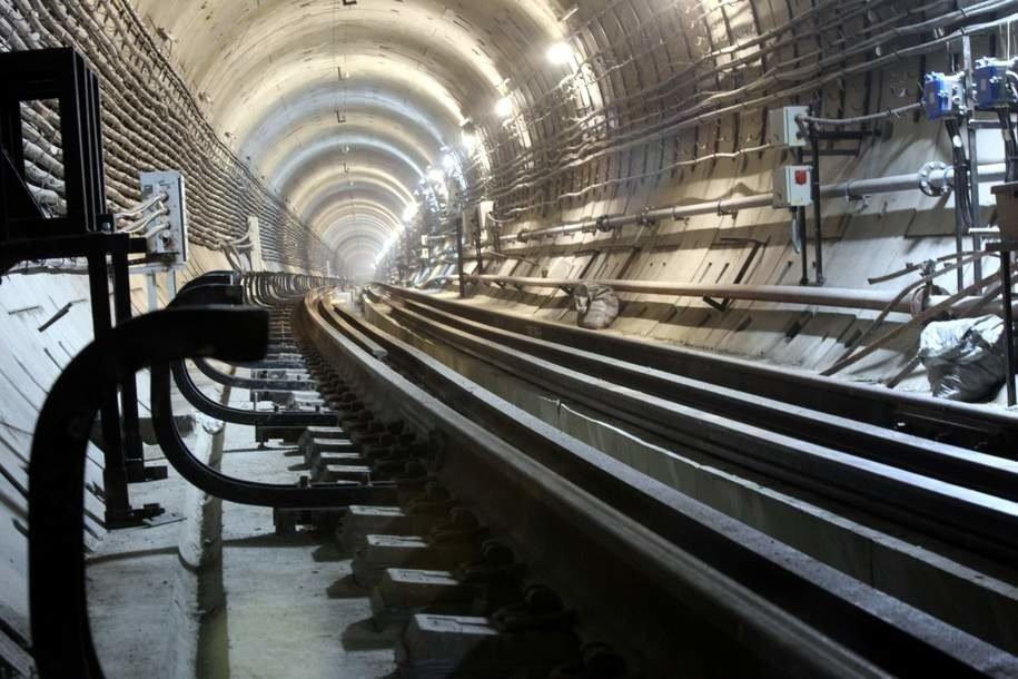 Сергей Собянин дал старт проходке тоннеля от станции БКЛ «Мневники» до «Улицы Народного Ополчения»