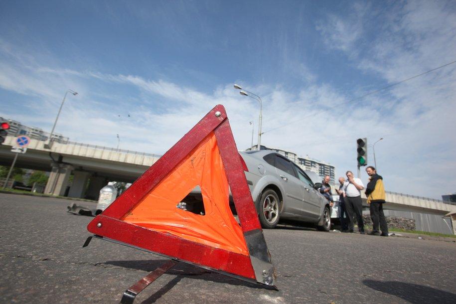 В ДТП на Волгоградском проспекте пострадали три человека