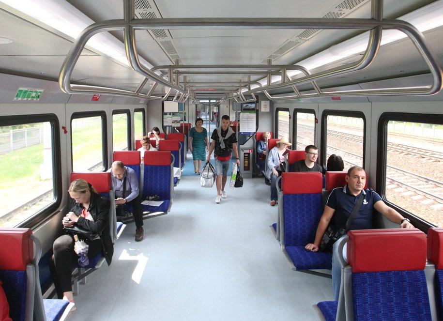 Первые поезда «Иволга» для МЦД пройдут испытания в Щербинке