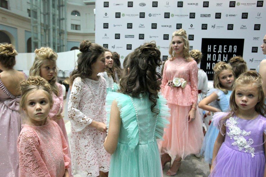 В Гостином дворе проходит неделя моды Moscow Fashion Week