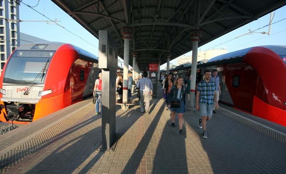 В МЖД опровергли информацию об оторвавшемся вагоне электропоезда «Ласточка»