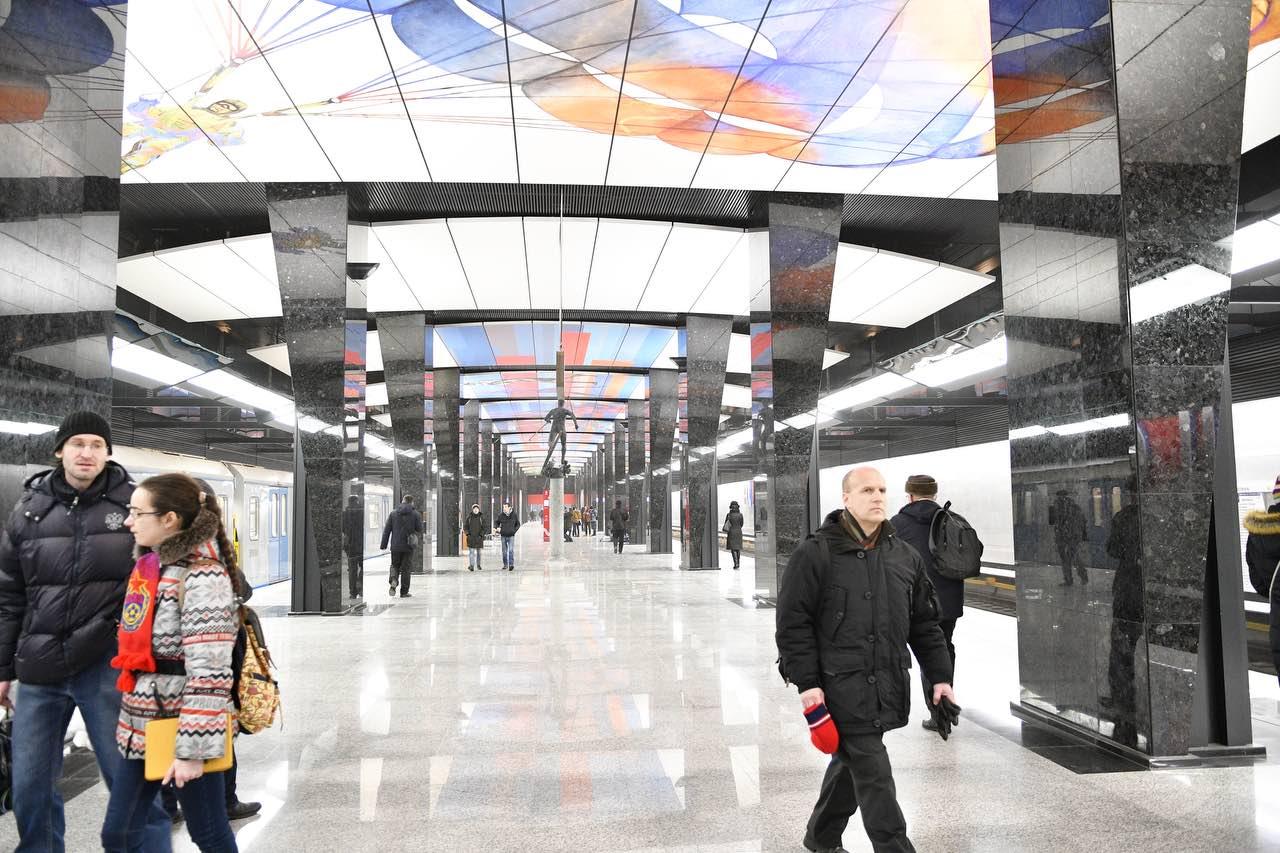 В столице началось строительство южного участка БКЛ
