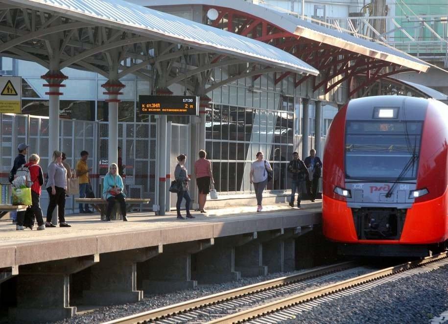МЦК перевозит около 470 тыс. пассажиров в день