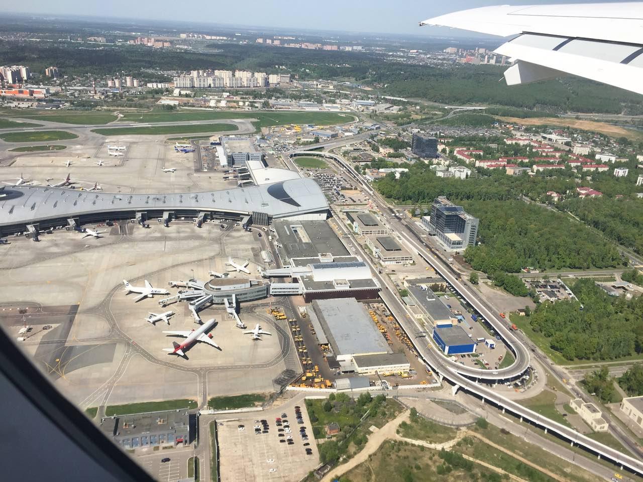 В столичных аэропортах задержано и отменено 30 рейсов