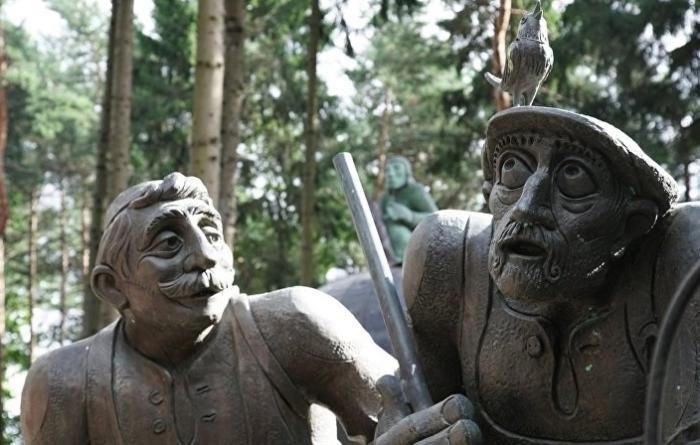 В Переделкино открылась обновленная экспозиция дома-музея Зураба Церетели