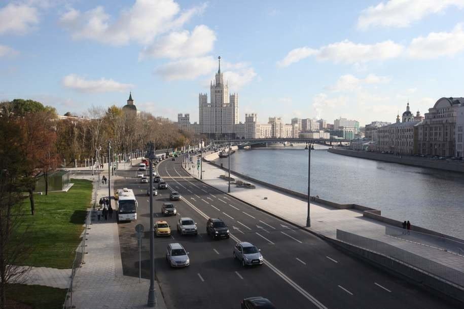 Речной транспорт в Москве станет общественным