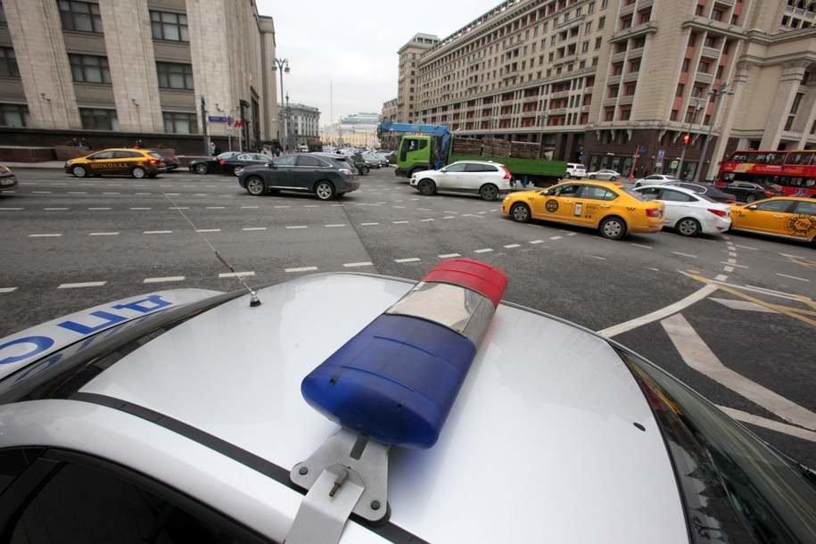 В центре Москвы будет перекрыто движение в связи с проведением марша