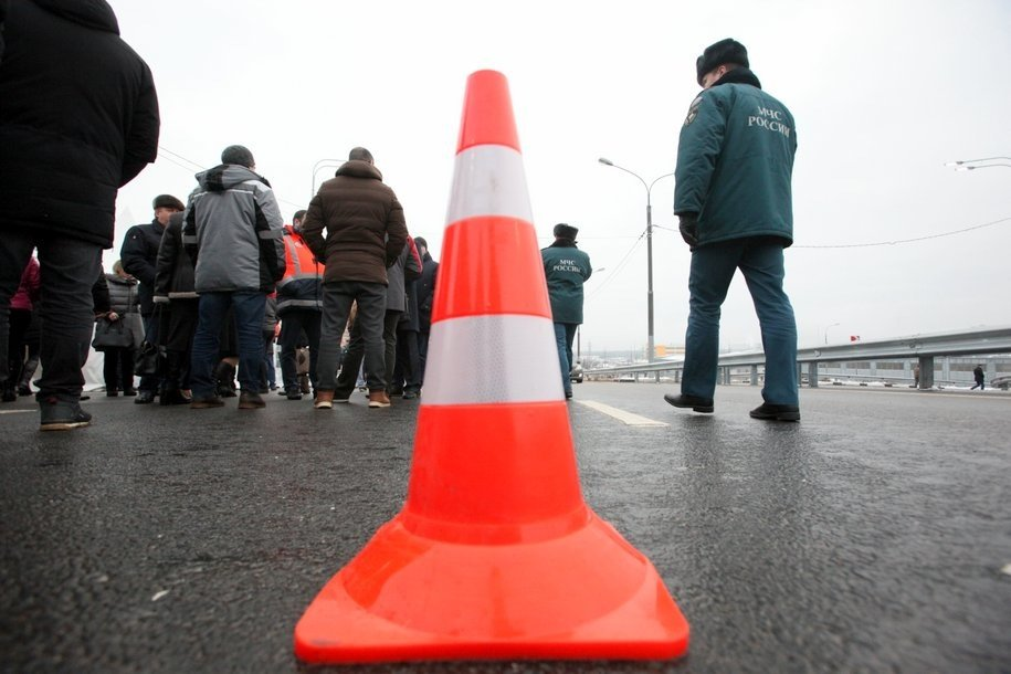 При столкновении двух машин в ТиНАО пострадал один человек