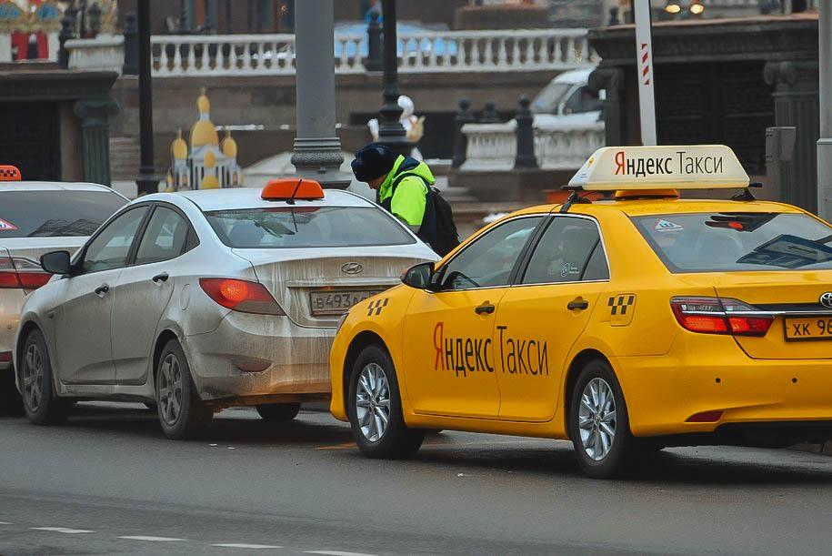 Лучшего водителя такси выбрали в Москве
