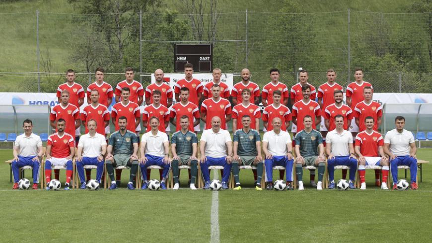 Станислав Черчесов объявил состав национальной сборной России на игры с Турцией и Швецией