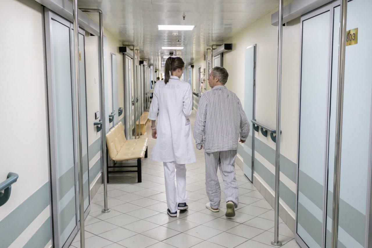 Сергей Собянин отметил изменения в работе врачей НИИ им. Склифосовского