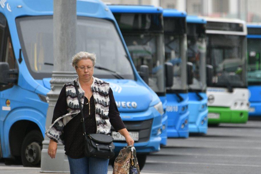 В районе Ново-Переделкино изменился маршрут автобуса №5