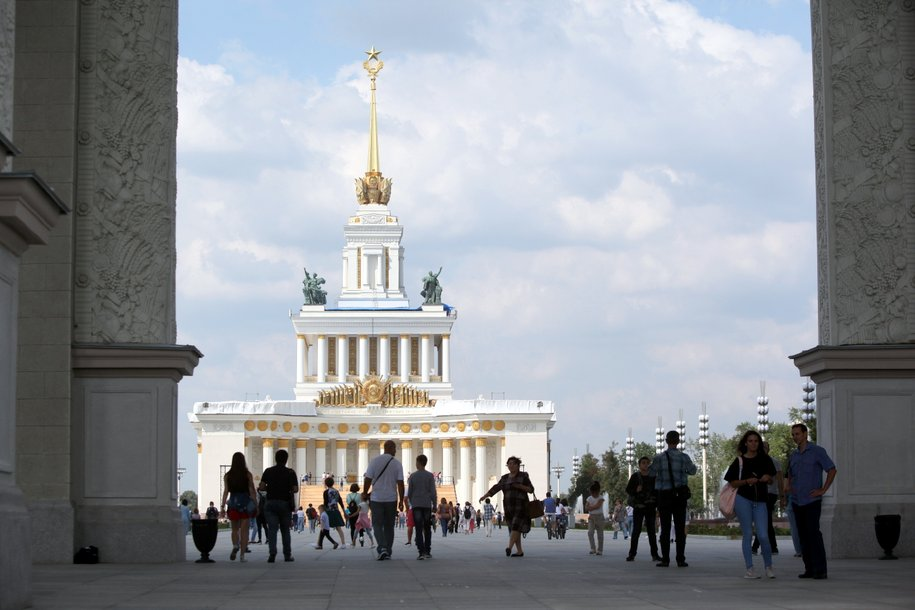 Москва развивается на уровне лучших городов мира — Собянин