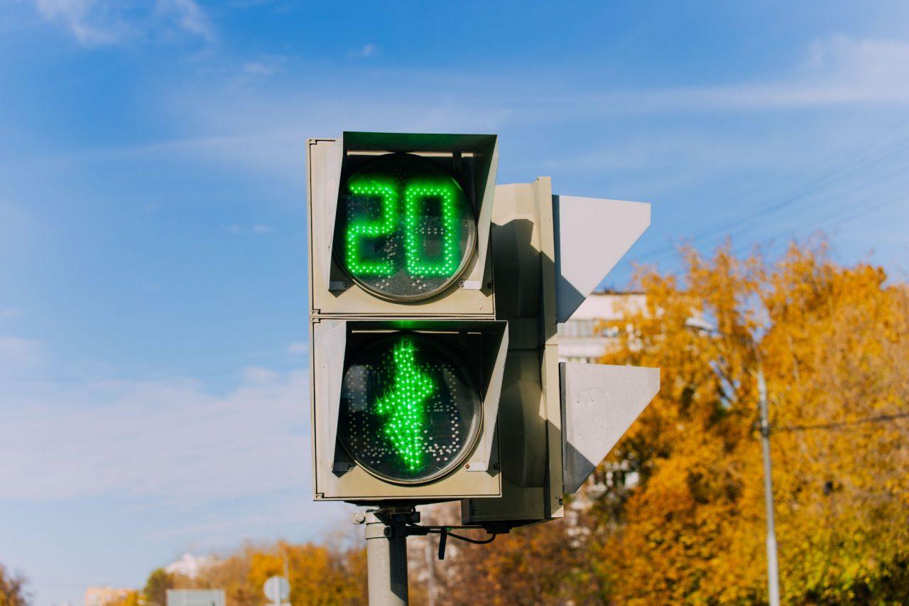 ЦОДД изменил режим работы ещё 26 светофоров