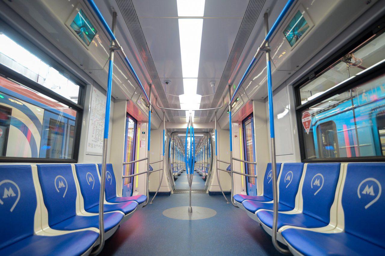 В 2019 году метрополитен закупит 552 новых вагона поезда «Москва»