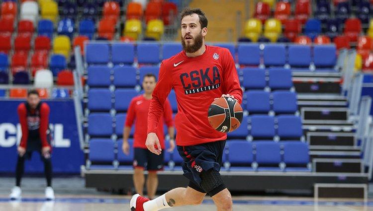 Баскетбольный ЦСКА проведет первый домашний матч в лиге ВТБ с «Нижним Новгородом»