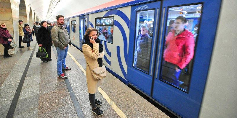 Ещё 23 поезда «Москва» запустят в столичном метро до конца года