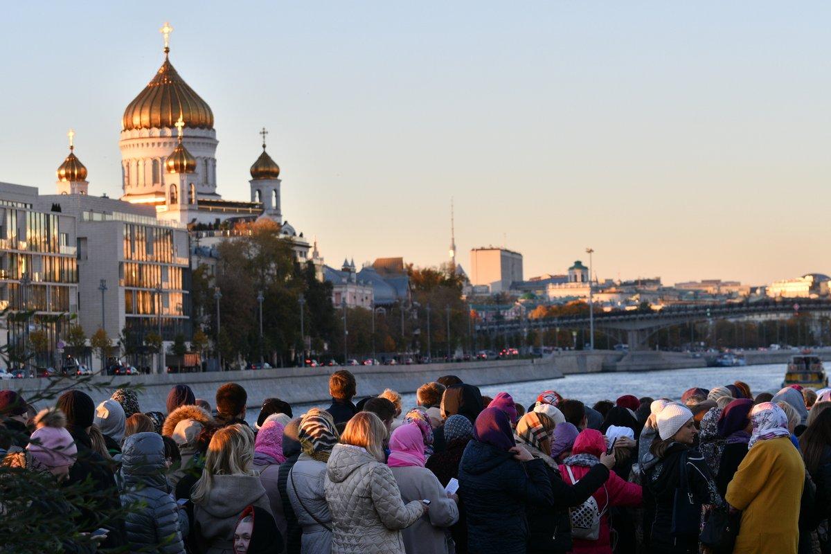 Мощи святого Спиридона после пребывания в России отправили на остров Корфу