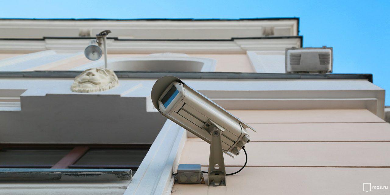 Более 70% преступлений в Москве раскрываются с помощью системы видеонаблюдений
