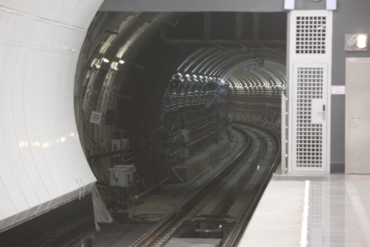 На двух участках БКЛ будут двухпутные тоннели