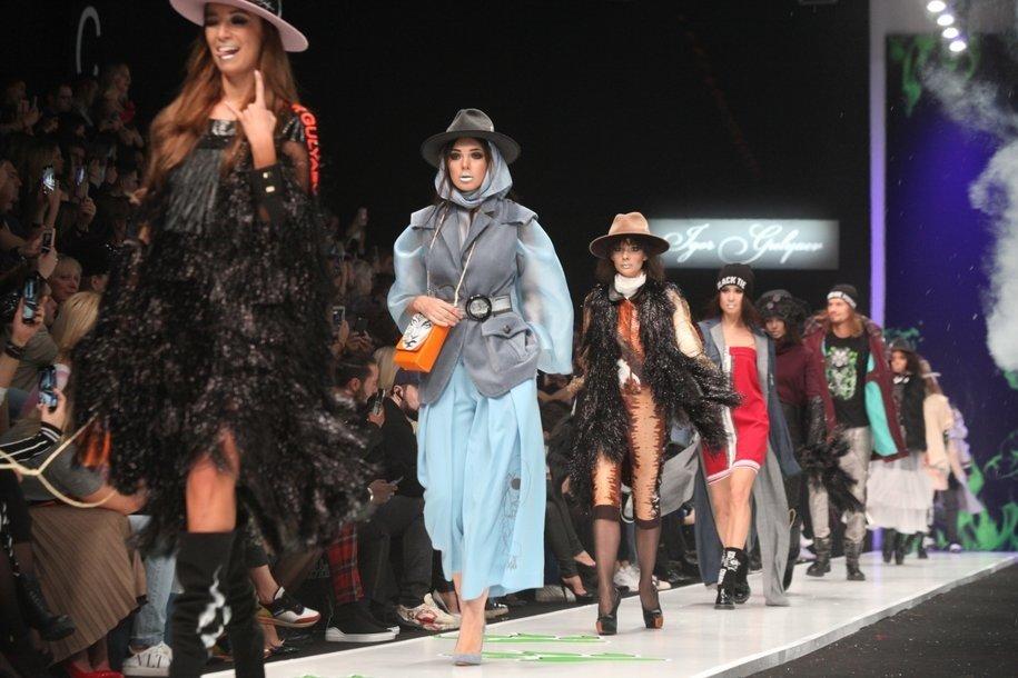 В Москве завершился 37-ой сезон Mercedes-Benz Fashion Week