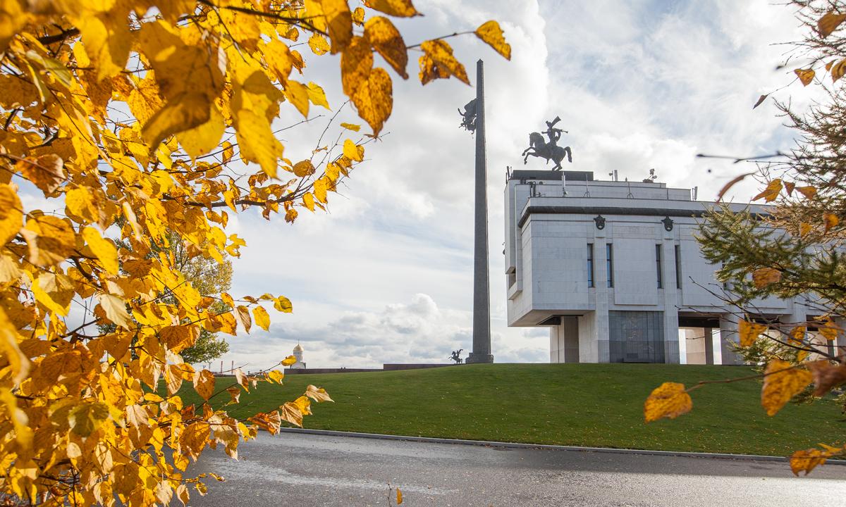 За первый учебный месяц Музей Победы посетили почти 23 тысячи школьников