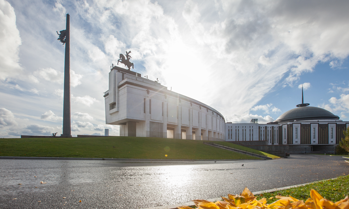 Музей Победы станет центральной точкой патриотического маршрута
