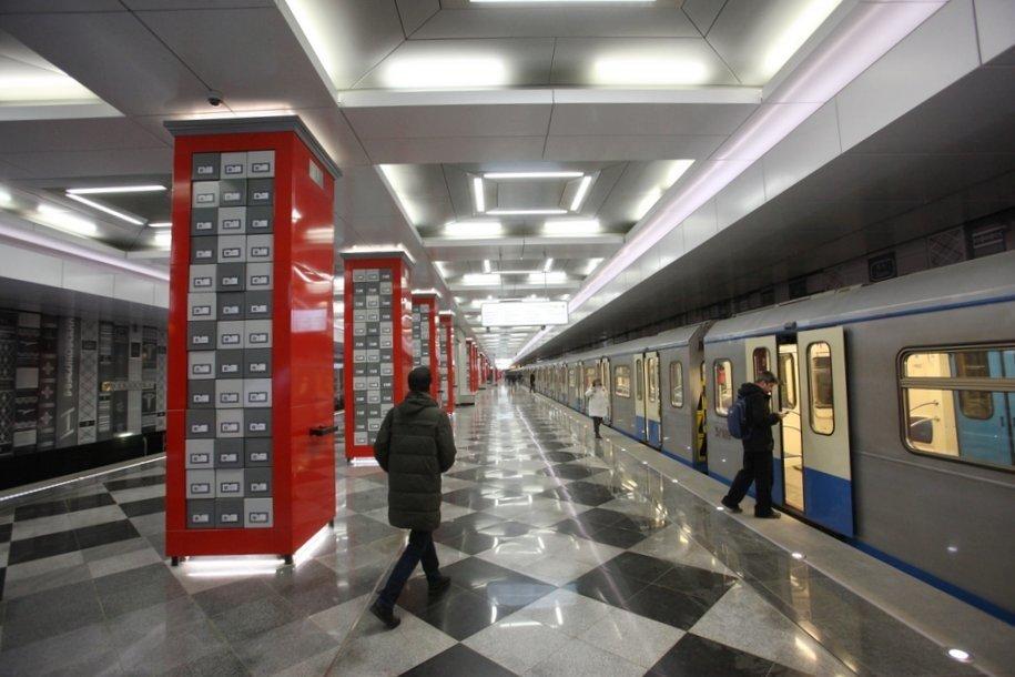 В Новой Москве построят 33 станции метро до 2035 года