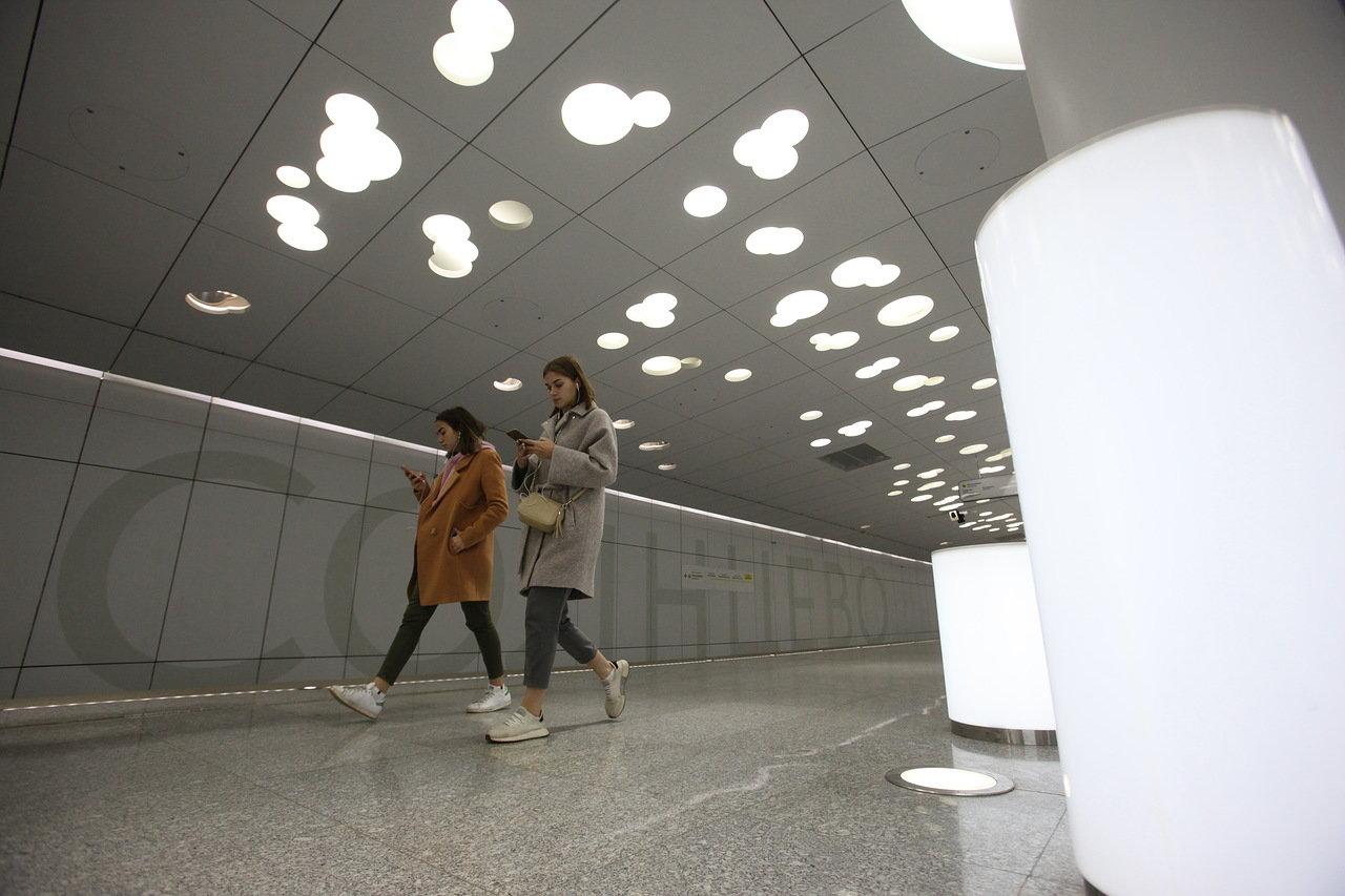 За восемь лет в Москве построили 81 станцию метро и МЦК