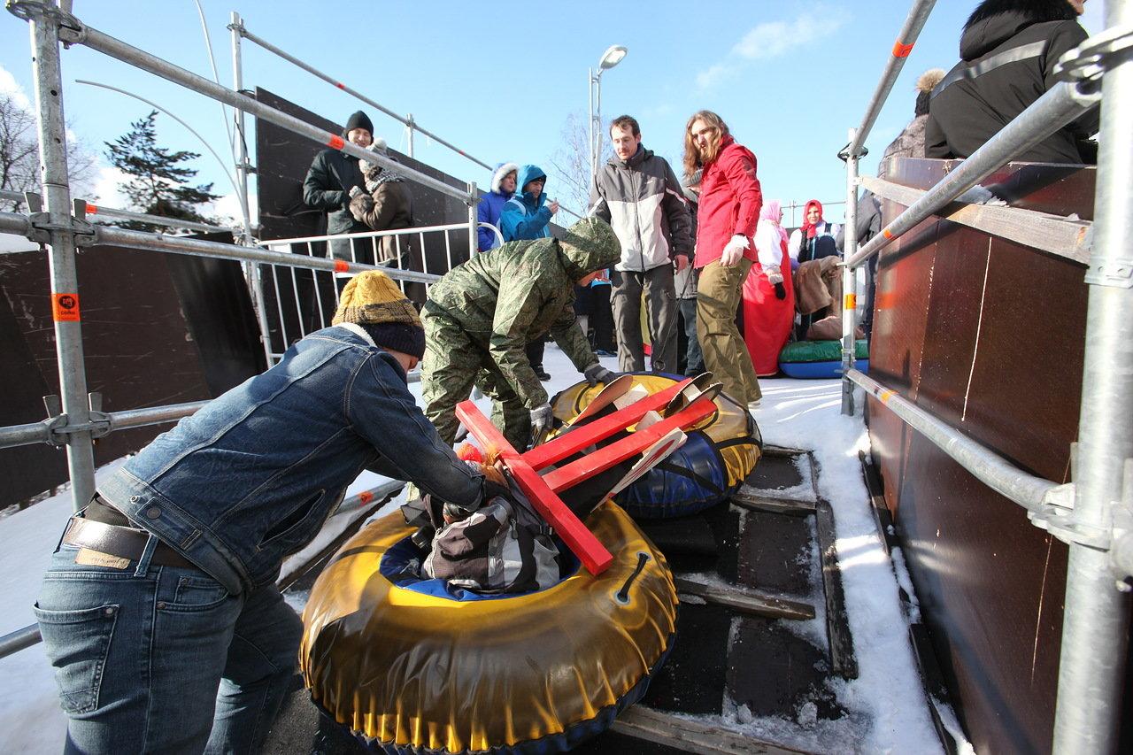 Московские спасатели начали активную подготовку к осенне-зимнему периоду