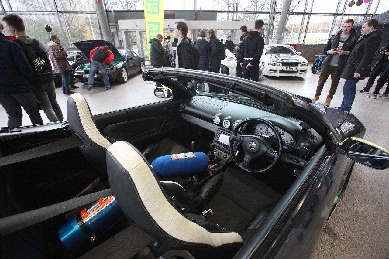 В КВЦ «Сокольники» состоялось открытие ежегодного фестиваля «Drift Expo»