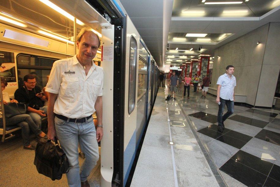 Станции Солнцевской линии метро перевезли более 2 млн пассажиров