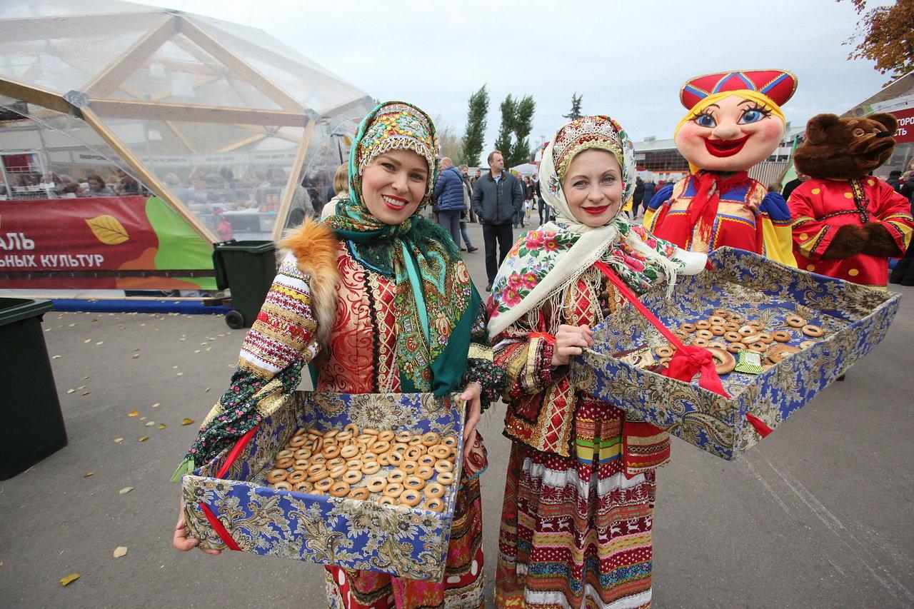 На ВДНХ проходит 20-ая агропромышленная выставка «Золотая осень»