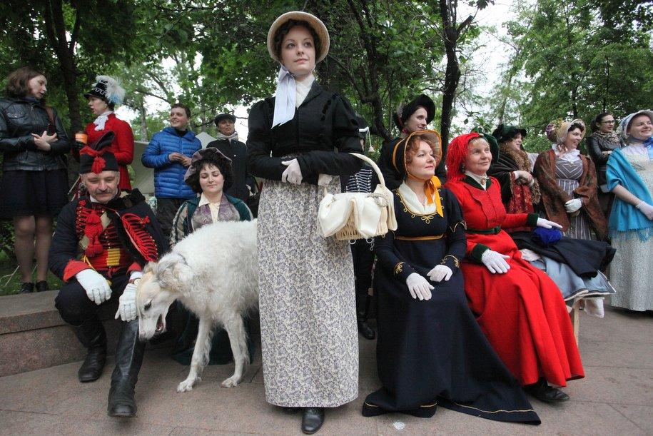 Тверской бульвар: любимое место «благородной публики»