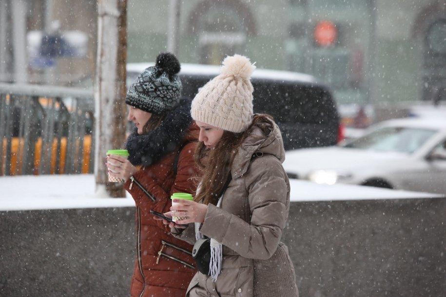 Среда станет последним холодным днем на этой неделе