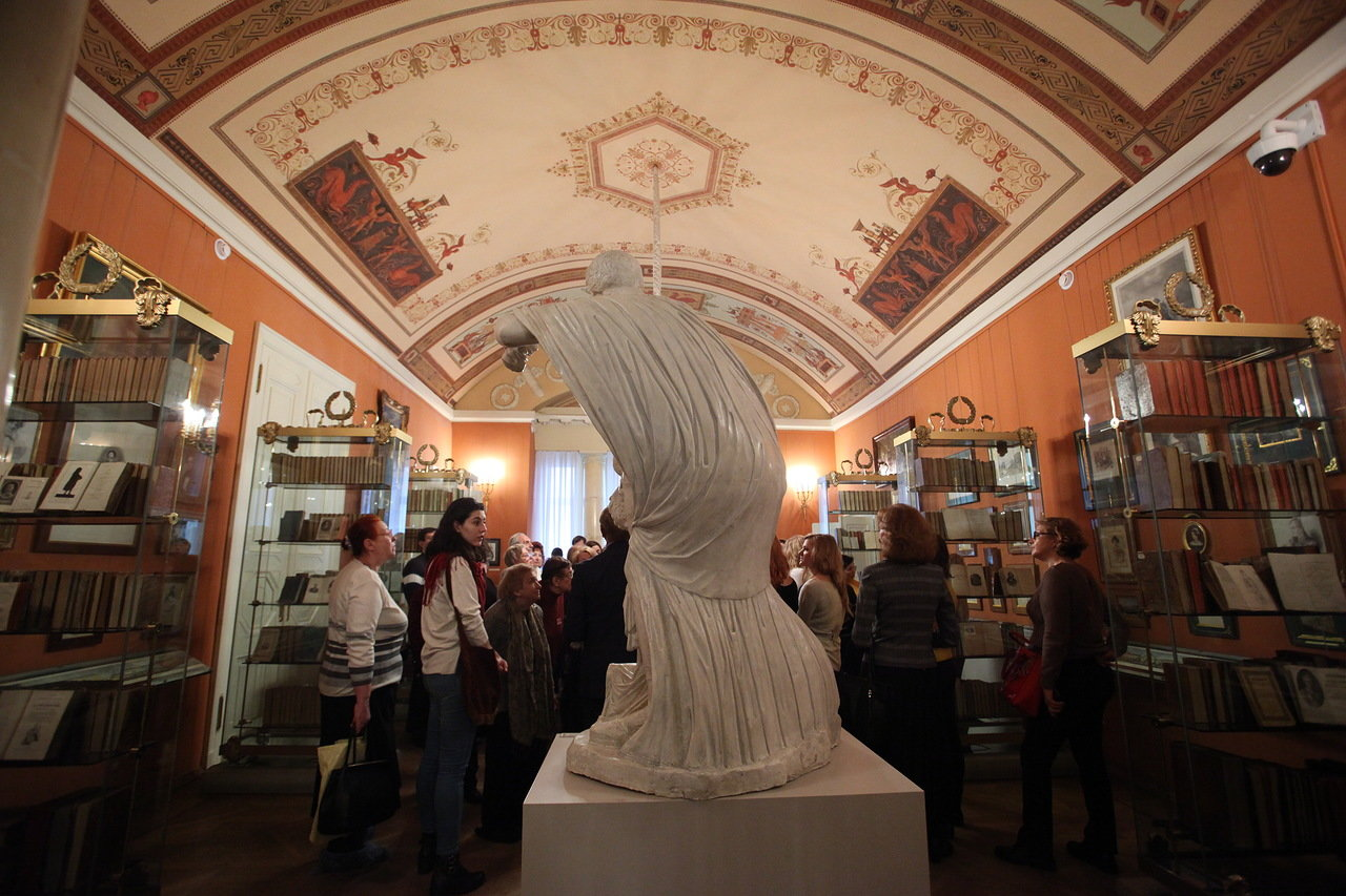 Выставку Куинджи в Третьяковской галерее посетили около 24 тыс. человек