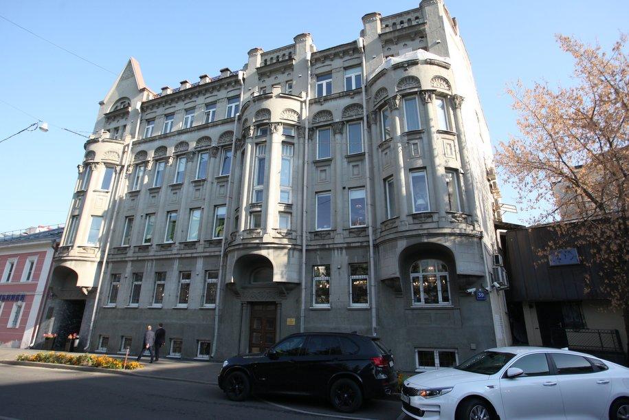 Дом купца Дурилина на Ордынке признали объектом культурного наследия
